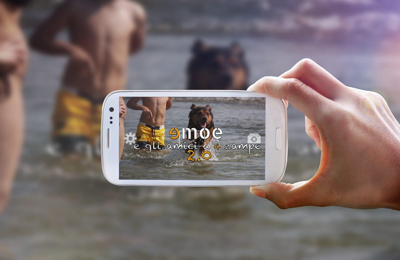 Concorso fotografico contro l'abbandono degli animali | Emoe