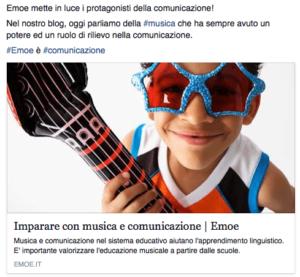 Facebook e business: ecco la chiave del successo | Emoe