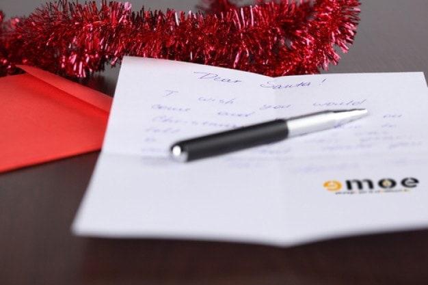 Letterina di Natale 2.0 di un'agenzia di comunicazione | Emoe