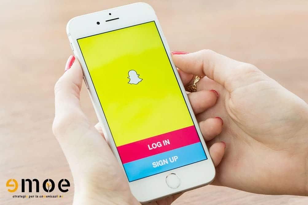 Utilizzare Snapchat per il business? Anche no! | Emoe