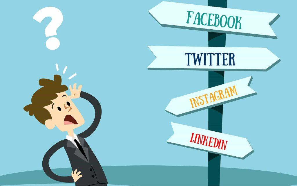 Social Marketing: ecco quali social scegliere   Emoe