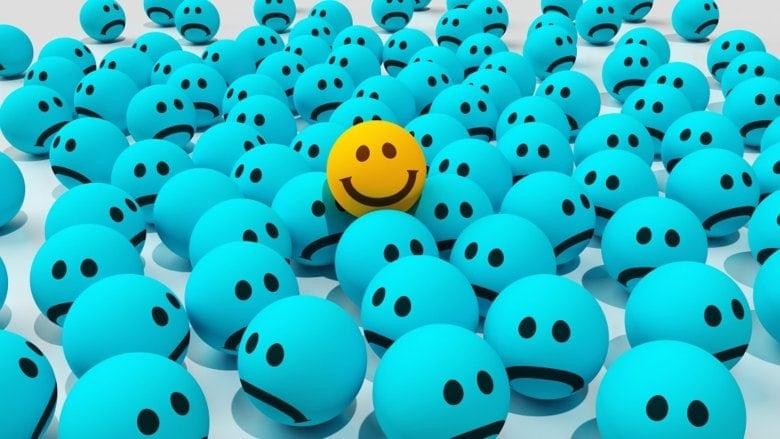 smile, emoji e faccine su facebook