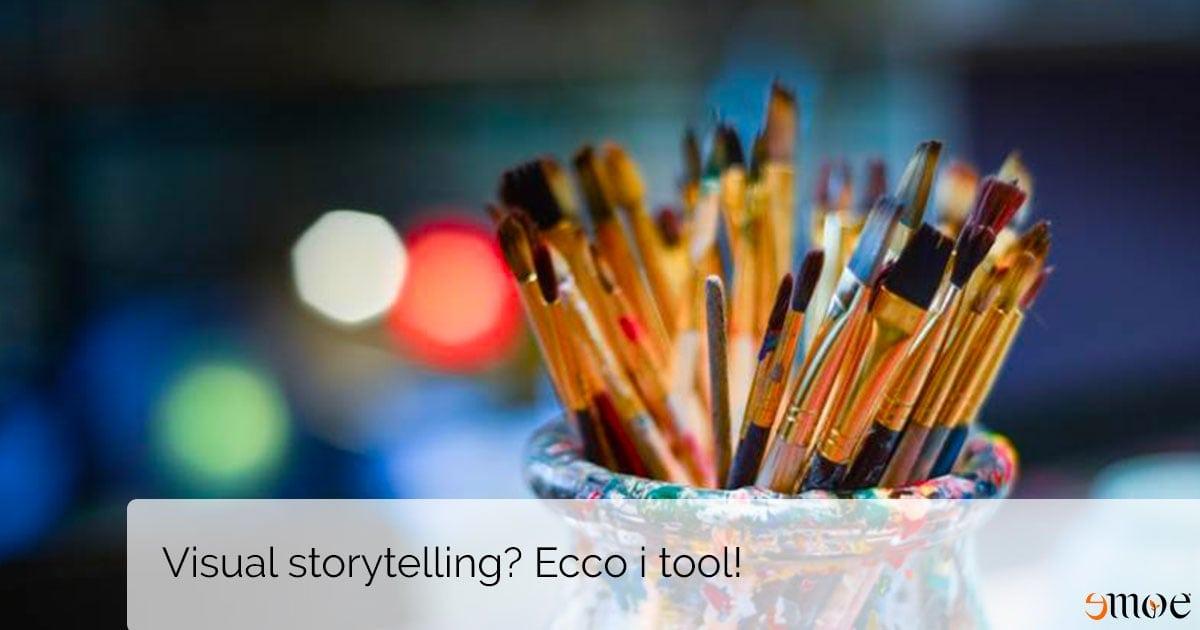 Migliori tool per fare visual storytelling: gli strumenti indispensabili | Emoe