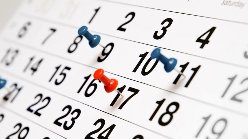 Dai un occhio al calendario per fare web marketing a Natale