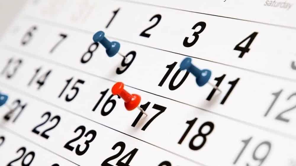 Dai un occhio al calendario per fare web marketing a Natale