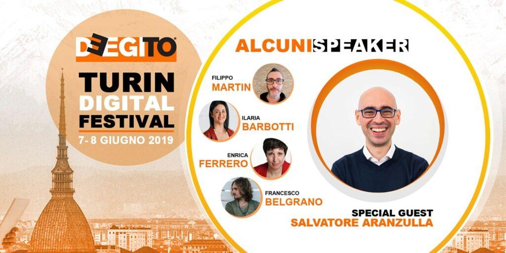 5 motivi per cui non puoi perderti Deegito - Turin Digital Festival