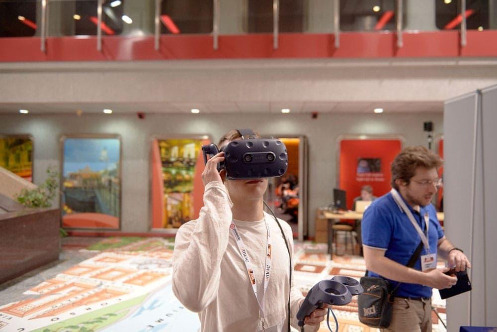 Esperienze di realtà aumentata al Turin Digital Festival