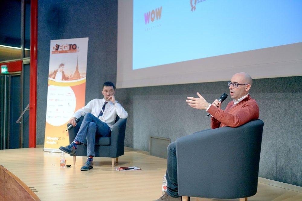 Salvatore Aranzulla intervistato al Turin Digital Festival