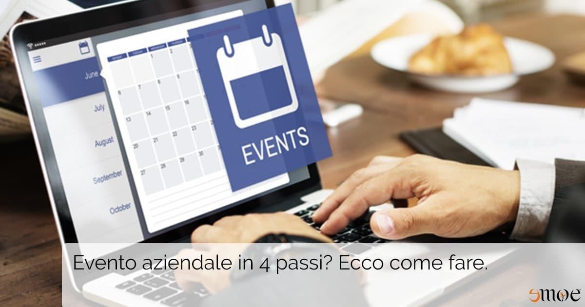 Evento aziendale: come pianificarne uno