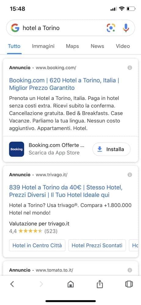Google Ads e ricerca vocale