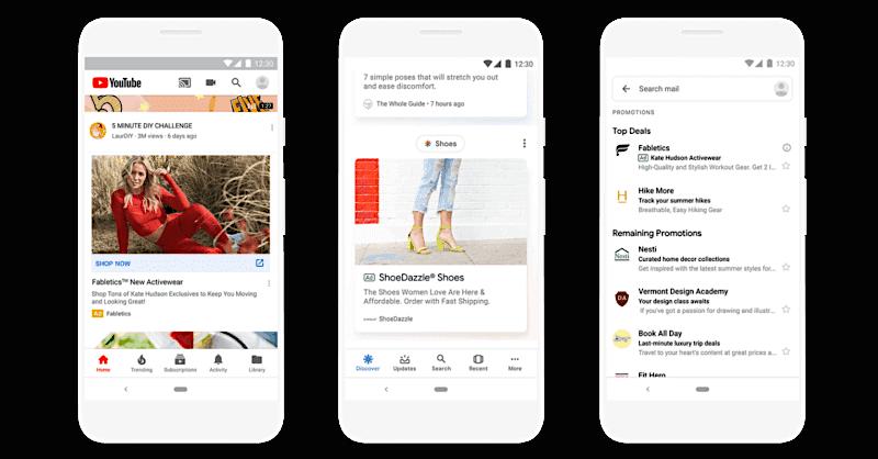 Discovery Ads | Nuove tendenze di Google Ads per il 2020