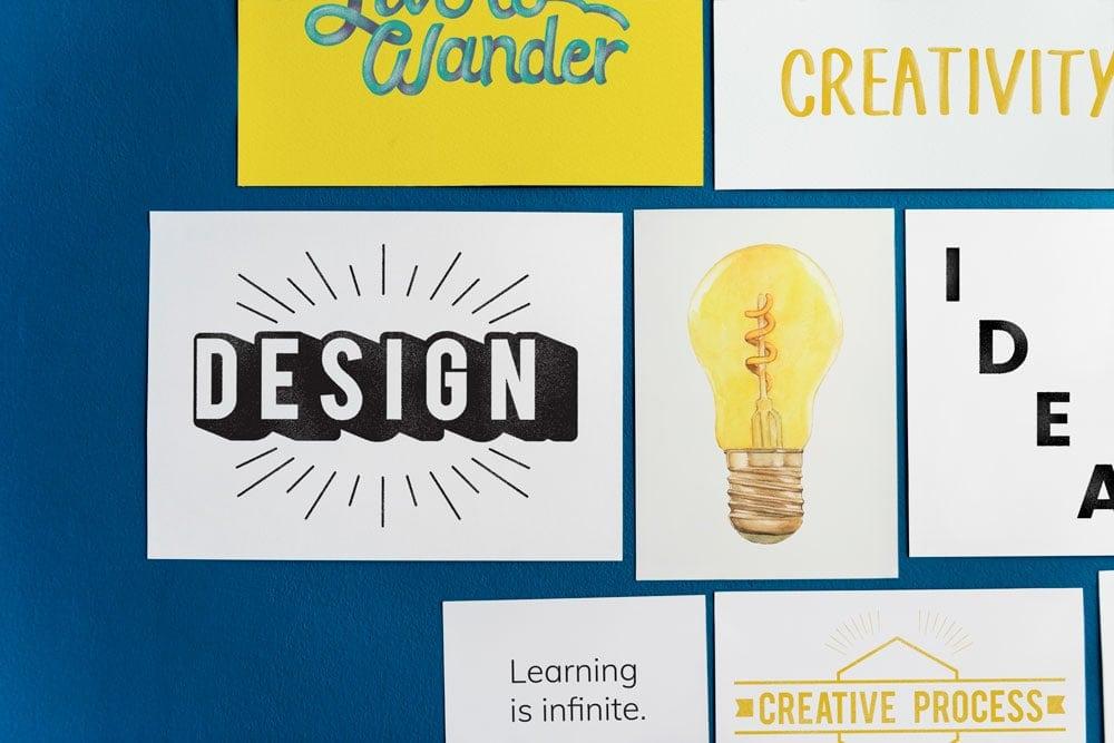 processo creativo nel brand design