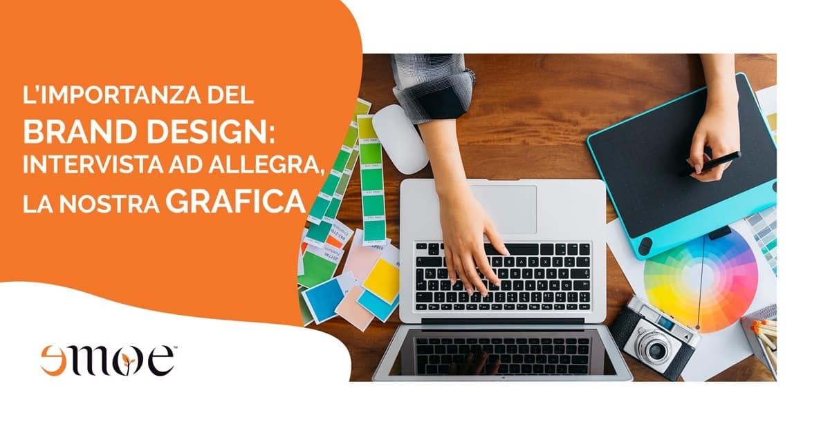 come fare brand design