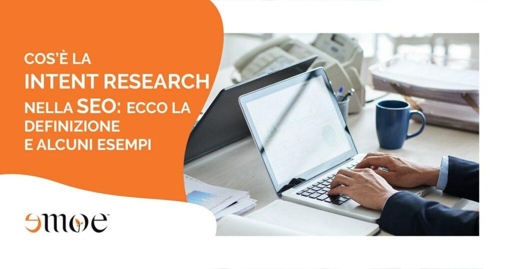 intent research nella seo