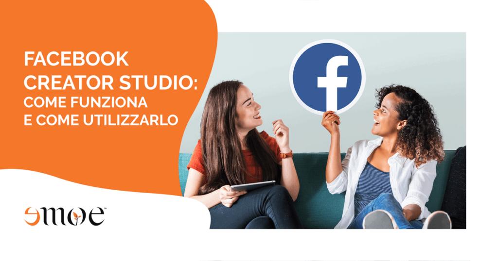 come si usa facebook creator studio