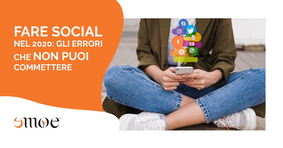 social media marketing nel 2020
