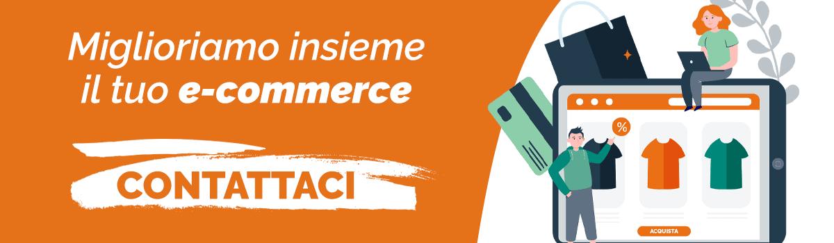 miglioriamo il tuo e-commerce