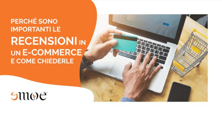 l'importanza delle recensioni per gli e-commerce