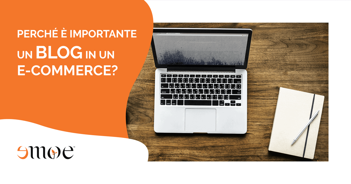 creare un blog ecommerce