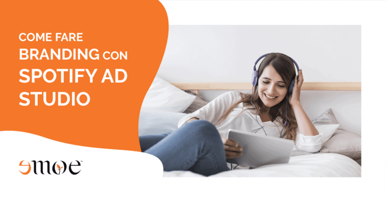 fare branding con spotify ad studio