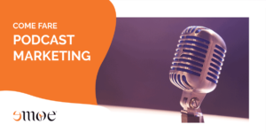 fare branding con i podcast