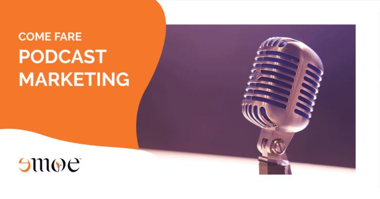 fare branding con i podcast