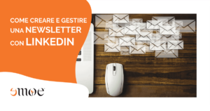 come inviare newsletter su linkedin